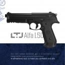 LTL Alfa 1.50 14 Joules