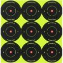 Cibles Réactives 5cms/100