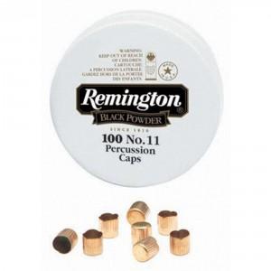 Amorces Remington poudre noire