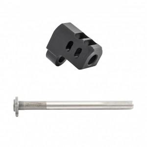 Compensateur avec guide ressort acier pour STI 2011 DVC TACTICAL