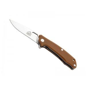 Couteau PUMA-TEC G10 Brun 10 cm Inox