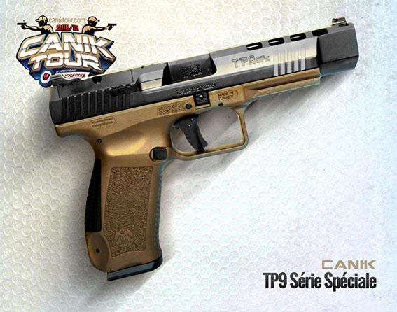 Canik TP9 Série Spéciale