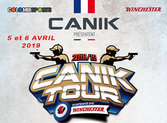 CANIK TOUR 2018-19